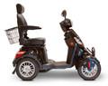 Black EW-46 four wheel scooter