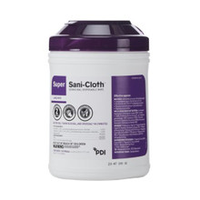 Super Sani-Cloth® Germicidal Wipe