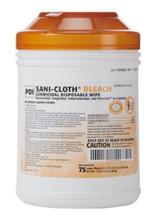 Sani-Cloth® Bleach Wipes Germicidal Disinfectant