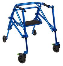 Klip posterior walker with seat, kp530, med size