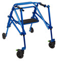 Klip posterior walker with seat, kp530, med size