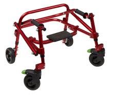 Klip XS posterior walker with seat, KP510