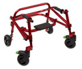 Klip XS posterior walker with seat, KP510