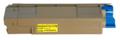 OKI  -  43324401  -  Toner Ctg, Yellow