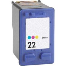 HP 22  -  Inkjet Ctg. C/M/Y
