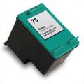 HP 75  -  Inkjet Ctg, Cyan, Magenta, Yellow