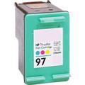 HP 97  -  Inkjet Ctg, Cyan, Magenta, Yellow
