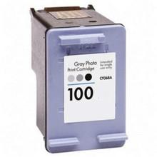HP 100  -  Inkjet Ctg, Gray