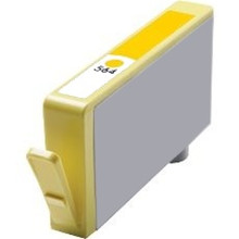 HP 564  -  Inkjet Ctg, Yellow