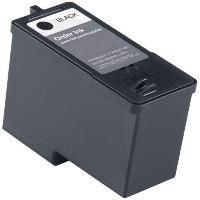 Dell   -  MJ264  -  Inkjet Ctg,  Black