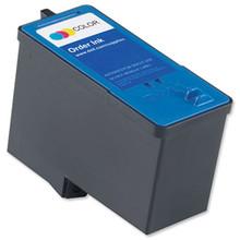 Dell   -  MK993  -  Inkjet Ctg,  Cyan, Magenta, Yellow