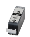 Canon   -  PGI-220BK  -  Inkjet Ctg, Black