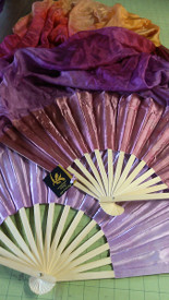 INSTOCK assembly : PAIR LONG STANDARD in    FAIRY FANTASY w FAIRY DOUBLESIDED  HAND, Sm/Med Stave