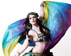 beautiful KALIKAH JADE dancer, Australia