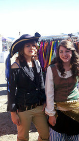 Fairy Cove @Portland Pirate Festival 2012