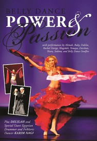 GREAT GIFT!!  Belly Dance Power & Passion  by Soulfire Productions - 2 Disc Set