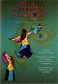 DVD: VOL1 Mahsati Janan's Fan Veil Dancing