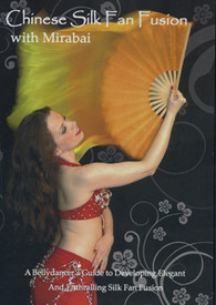 DVD: Chinese Silk Fan Veil Fusion with Mirabai