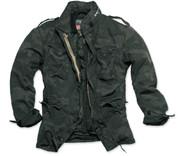 Surplus Raw Vintage M65 Regiment Jacket Black Camo
