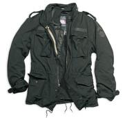 Surplus Raw Vintage M65 Regiment Jacket Black