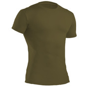 Under Armour Compression Short Sleave T-Shrit Green (HEAT GEAR)