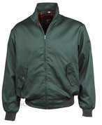 Harrington bomber jacket (GREEN)