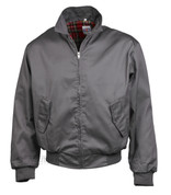 Harrington Bomber Jacket (GRAY)