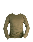 Kombat Thermal Long Sleeved Top Olive Green
