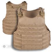 Molle Plate Carrier Sand Vest