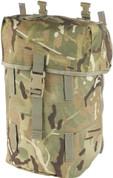 British Army Multicam MTP Bergen Side Pocket