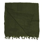 Plain Olive Green Shemagh