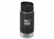Klean Kanteen Wide Mouth Insulated (355ml Shale Black)