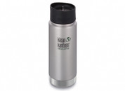 Klean Kanteen Wide Mouth Insulated (473ml Brushed Stainless)