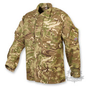 Alpha Tactical British Army Style PCS Shirt MTP/ Multicam