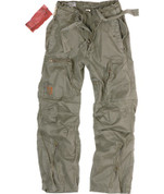 Surplus Infentry Cargo Trouser Olive Green