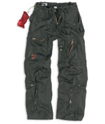 Surplus Infentry Cargo Trouser Black