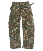 Surplus Infentry Cargo Trouser Woodland Camo