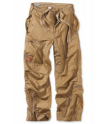 Surplus Infentry Cargo Trouser beige