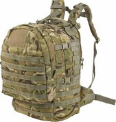 PLCE Molle MaxiLoad Hydration Pack Multicam MTP