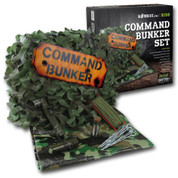 Children's Command Bunker Set DPM Camo