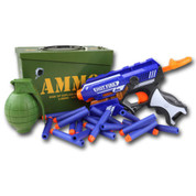 Children's Blaze Storm Ammo Tin Play Set