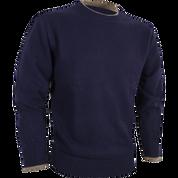 Jack Pyke Ashcombe Crew Knit Pullover Navy