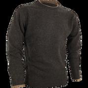 Jack Pyke Ashcombe Crew Knit Pullover Olive
