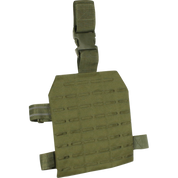 Viper Lazer Dropleg Platform Olive Green