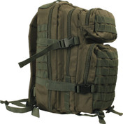 Elite Small Molle Patrol Pack 28 Litres Olive Green