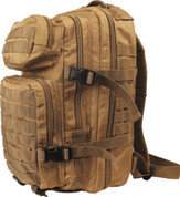 Elite Small Molle Patrol Pack 28 Litres Tan
