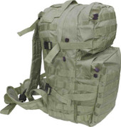 Elite Assault Pack 40 Litres Olive Green