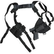 Tactical Gun / Pistol Shoulder Holster Black