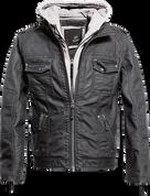 Brandit Black Rock Jacket Grey