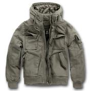 Brandit Bronx Jacket Olive Green